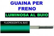 Guaina Filo Freno Bici 5 mm Fluorescente o Luminosa al Buio