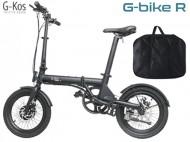 Bici Elettrica Pieghevole Pedalata Assistita G-BIKE R Folding