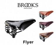 Sella Bici Brooks in Cuoio Modello FLYER