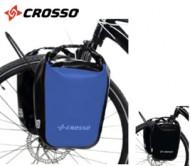 Borse Bici Portapacco Anteriore Impermeabili CROSSO Dry