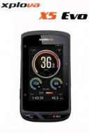 Ciclocomputer GPS Cartografico Navigatore e Action Camera XPLOVA X5 Evo