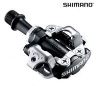 Pedali Bici MTB SHIMANO EPDM540L Perno su Cuscinetto