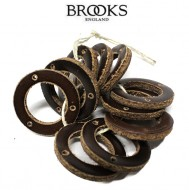 Anelli in Pelle per Manopole Brooks 10 Pz.