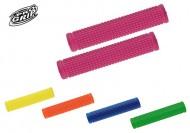 Manopole Manubrio Bici a Sezione Sagomabile per Cambio Grip PRO-GRIP Teckno Colorate