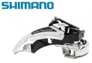 Deragliatore Cambio Marce Anteriore Bici Shimano TOURNEY TX 50