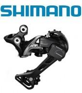 Cambio Bici SHIMANO XT 11 Velocità SHADOW +