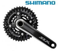 Guarnitura Bici 10 Velocità Shimano SLX