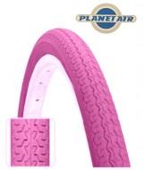 Copertone Gomma Bici 26 Pollici Misura 26x1.3/8 o 35-590 Colore Rosa