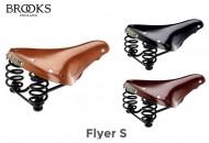 Sella Bici Brooks in Cuoio Modello FLYER S