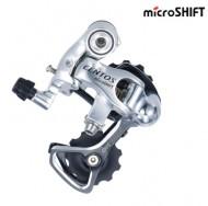 Cambio Posteriore Bici Corsa 10 Velocità Gambo Corto Microshift CENTOS