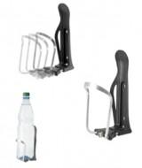 Supporto o Gabbietta da Bici Portaborraccia o Bottiglia Regolabile