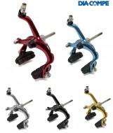 Ceppo Freno a Filo Anteriore o Posteriore Bici Corsa FIXED in Alluminio Anodizzato Colorato DIA-COMPE
