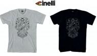Maglietta T-Shirt Bici Ciclista Riders Cinelli CREST