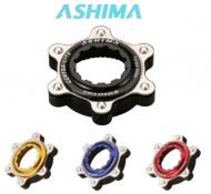 Adattatori Dischi Freno Bici Center Lock 6 Fori ASHIMA