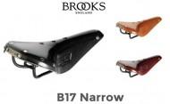 Sella Bici Brooks in Cuoio Modello B17 NARROW