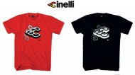 Maglietta T-Shirt Bici Ciclista Riders Cinelli MIKE GIANT