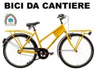 Bici 26 Pollici Telaio Rinforzato uso Cantiere Modello POSTINA