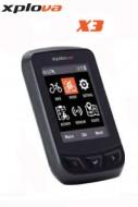 Ciclocomputer GPS XPLOVA X3