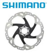 Disco Freno Bici Shimano Rotore SM RT86 Ice Tech 6 Fori da 160 o 180 mm
