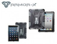 Cover o Custodia Anti-Urto iPad 2/3/4/mini con Supporti per Bici, Moto, Auto, Barca