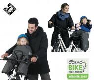 Protezione Seggiolino Bici Trasporto Bimbo Rivestimento Termico TUCANO OPOSSUM