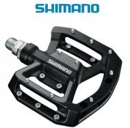 Pedali Bici SHIMANO FLAT PD-GR500 Antiscivolo