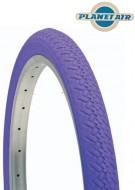 Copertone Gomma Bici 20 Pollici Misura 20x1.75 o 47-406 Colore Viola o Lilla