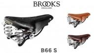 Sella Bici Brooks in Cuoio Modello B66 S Donna