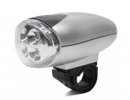 Fanale Bici Anteriore a Batteria al Manubrio 4 LED