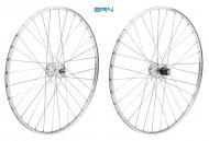 Ruote Bici Corsa 28 o 700x18/23 Retrò Vintage Cerchio in Alluminio 32 Fori