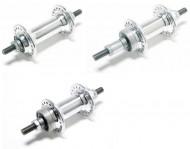 Mozzo Ruota Bici in Alluminio Monoblocco Anteriore o Posteriore 1 o 6/7 Velocità