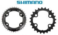 Ingranaggio SHIMANO XT BC 26 - 36 Denti 11 Velocità