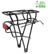 Portapacco con Portabatteria Bici Elettrica BOSCH 26/28 Pollici