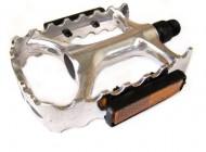 Pedali Bici in Alluminio con Base Larga