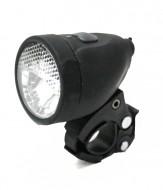 Fanale Bici Anteriore a Batteria al Manubrio LED 3 Watt