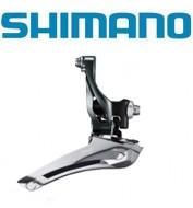 Deragliatore Cambio Marce Anteriore Bici SHIMANO TIAGRA 10 Velocità a Saldare