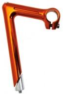 Piantone Manubrio Bici FIXED in Alluminio Anodizzato Arancio