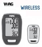 Computer Bici 9 Funzioni WAG Wireless