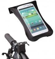 Custodia Porta Smartphone Impermeabile con Supporto per Manubrio Bici