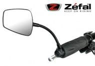 Specchio Bici con Gambo Flessibile Fissaggio Interno Manopola Zefal Espion