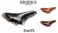 Sella Bici Brooks in Cuoio Modello SWIFT