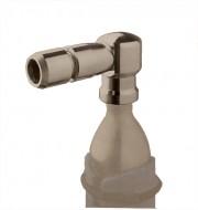 Dosatore CO2 in Alluminio per Valvola Presta e Schrader