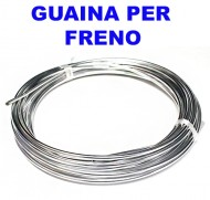 Guaina Freno Bici 5 mm Color Cromata Lucido