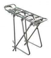 Portapacco Posteriore Bici 28 Pollici in Alluminio