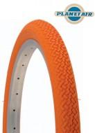 Copertone Gomma Bici 20 Pollici Misura 20x1.75 o 47-406 Colore Arancione