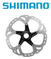 Disco Freno Bici Shimano Rotore SM RT81 Ice Tech da 160 o 180 mm