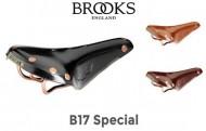 Sella Bici Brooks in Cuoio Modello B17 Special Telaio Ramato