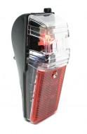 Fanale Bici Posteriore LED Rosso al Parafango