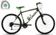 Bici 26 Pollici Mtb Cambio Shimano 18 Velocità Modello VERTICAL