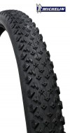 Copertone Gomma Bici 27 Pollici Misura 27.5x2.10 o 52-584 Michelin Country Racer Mountain Bike